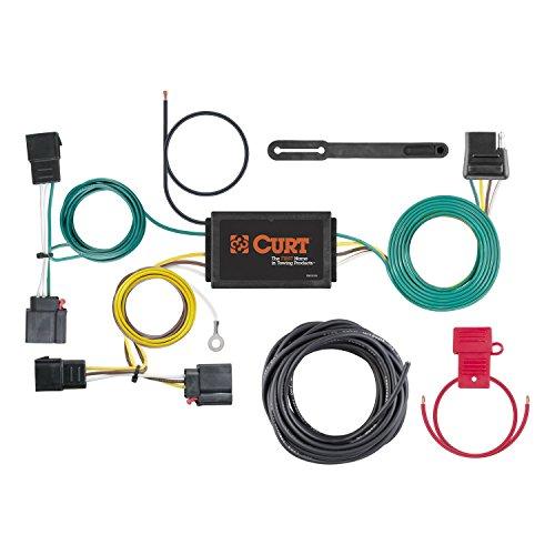 CURT 56162 Custom Wiring Harness
