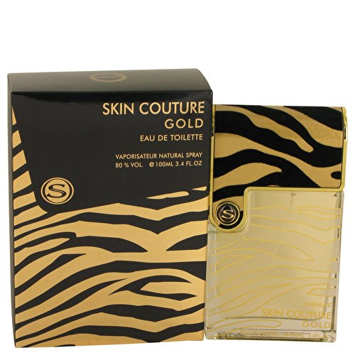 Price comparison product image Armaf Skin Couture Gold By Armaf For Men Eau De Toilette Spray 3.4 oz