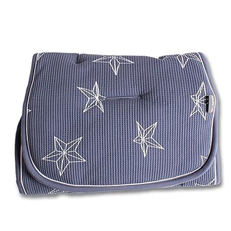 Minene - Reversible para carrito de maletero, azul con estrellas: Amazon.es: Bebé