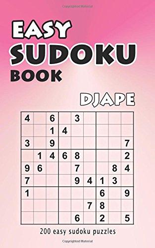 Easy Sudoku book sudoku puzzles