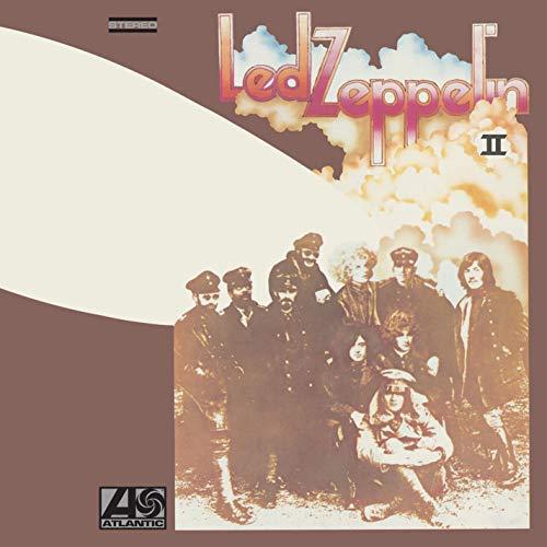 Led Zeppelin II from WEA