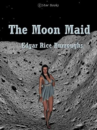 book cover of The Moon Maid