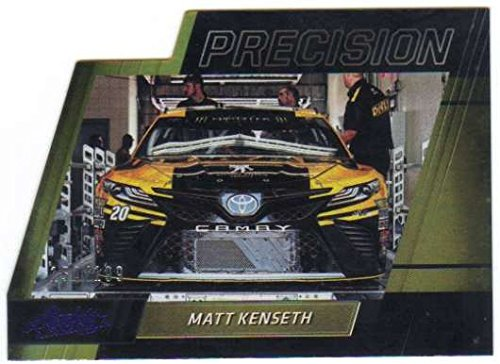 2017 Panini Absolute Racing Precision Spectrum Blue/199#7 Matt Kenseth