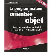 PROGRAMMATION ORIENTÉE OBJET (LA) 6E ÉD.