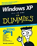 Windows XP All-in-One Desk Reference for Dummies, Woody Leonhard, 0764574639