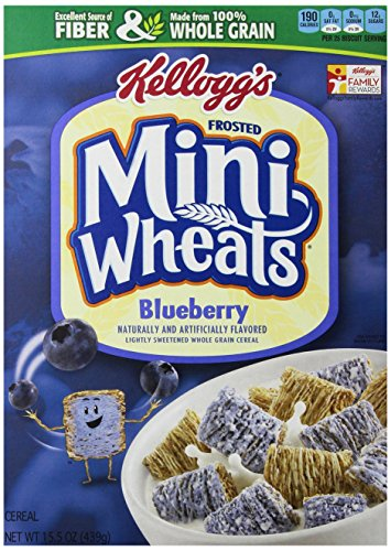 blueberry shredded wheat