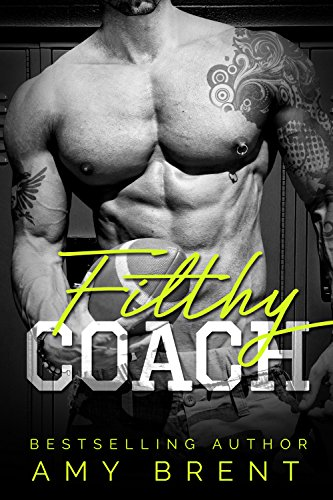 What do you do when the sexiest man to walk on to a football field happens to need your personal services?  It's 4th and love in Filthy Coach by Amy Brent