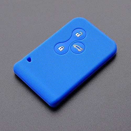 Funda de silicona para llave de coche Renault Clio Megane ...