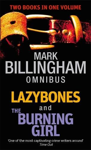 book cover of Lazybones / Burning Girl