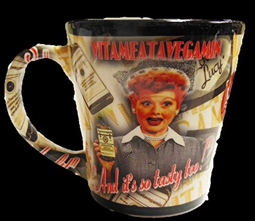 I love lucy vitameatavegamin mug for sale  Delivered anywhere in USA