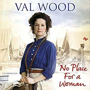 No Place for a Woman Audiobook