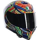 AGV 0301O0F000410 unisex-adult full-face-helmet-style K-3 SV