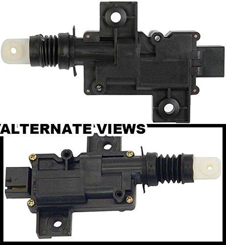 APDTY 857364 Door Lock Actuator. Rear Right. Rear left, Tailgate