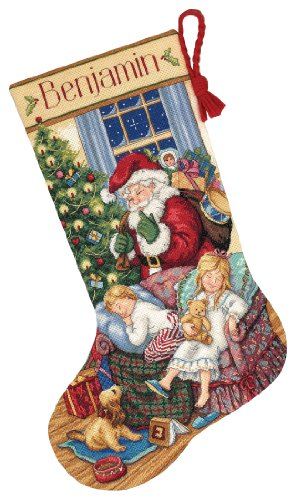 Amazon.com: Dimensions Needlecrafts Counted Cross Stitch, Candy ...