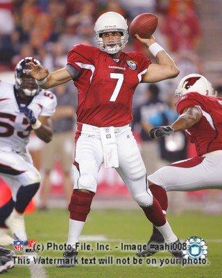 (Matt Leinart Cardinals 8x10 Color)