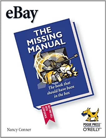 Amazon Com Ebay The Missing Manual Ebook Nancy Conner border=
