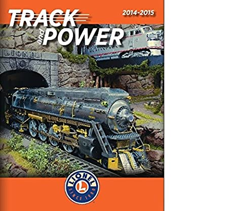 Lionel 2014-2015 Track and Power Catalog - Lionel Outer Passing Loop