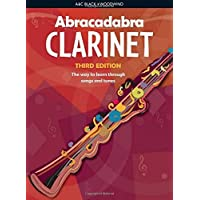 Abracadabra Woodwind – Abracadabra Clarinet (Pupil's book): The way to learn through songs and tunes