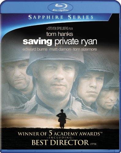 Saving Private Ryan (Sapphire Series) [Blu-ray] by Dreamworks Video
