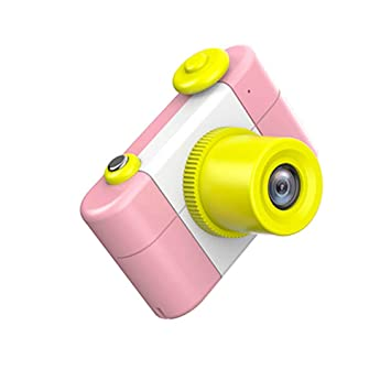 PCXJ Cámara Digital Mini para niños, pequeña cámara réflex, cámara ...