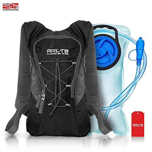 02338193ea ARLTB Hydration Pack with Bladder Hydration Backpack Water Backpack for  Sports Water Backpack for Hiking Running Riding Travelling Moderate  Capacity Running ...