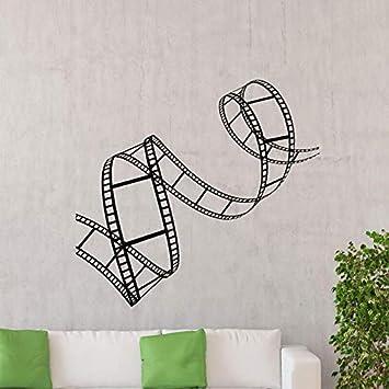 Tira de la película Tatuajes de pared Cine en casa Cine Cinta ...