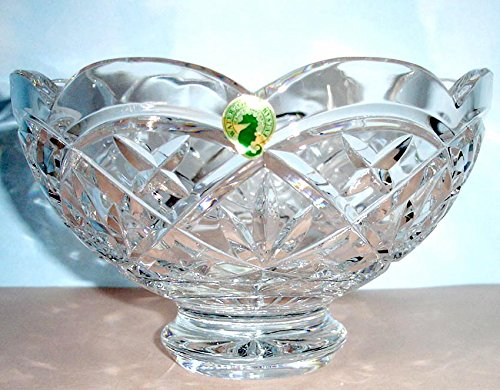 Waterford Crystal Cullen Footed Bowl 8