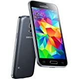 Samsung Galaxy S5 Mini G800F 16GB Unlocked Cellphone - International Version (Black)