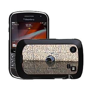 Print Motif Coque de protection Case Cover // M00153842 Piedras del tubo de drenaje de agua de // Blackberry 9900