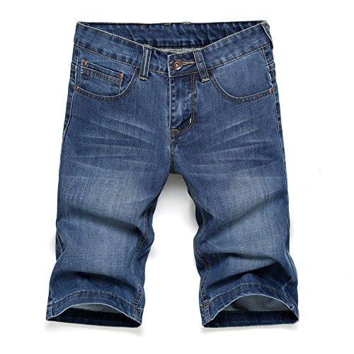 Denim Hipster Jeans - 5