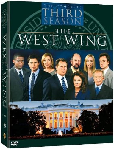 WEST WING-COMPLETE 3RD SEASON (DVD/4 DISC/WS 1.77/STEREO 2.0/ENG-FR-SP-SUB)