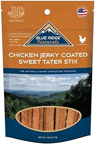 Blue Ridge Naturals Sweet Tater Stix Dog Treat
