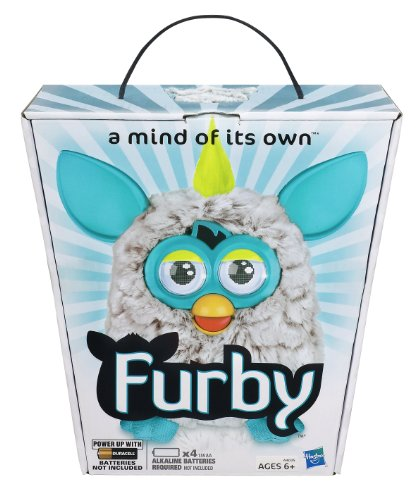 Furby (Gray/Teal) by Furby (Image #3)