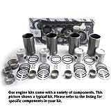 Engine Rebuild Kit A4.236 Diesel Massey Ferguson 184 6500 274 50C 31 174 50B 50H 362 384 670 375 3050 265 175 50E 470 50 255 180 374 Allis Chalmers 170 Perkins A4.236