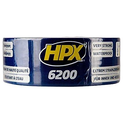 Schwarz 50 mm x 25 m HPX 441158 Panzerband 6200