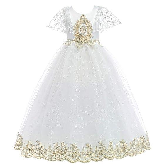 Vestido para Bebé NiñAs Vestido Boda NiñA Vestido De Princesa ...