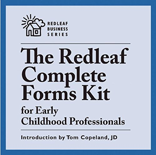 Series Complete Kit - The Redleaf Complete Forms Kit for Early Childhood Professionals (Redleaf Business Series)