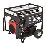 10000 watt portable generator - NorthStar Portable Generator - 10,000 Surge Watts, 8500 Rated Watts, Electric Start, EPA and CARB-Compliant