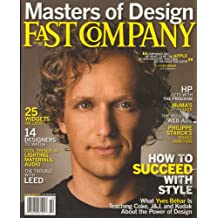 Fast Company, October 2007 Issue