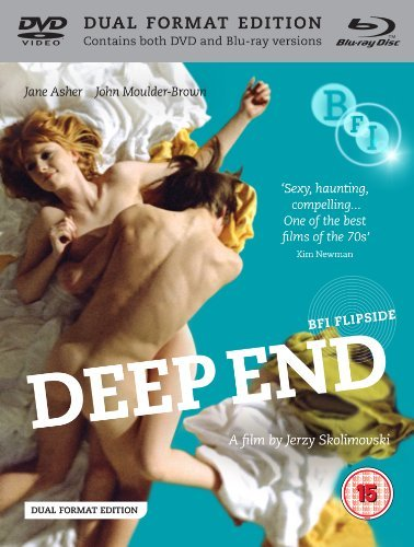 Deep End [DVD + Blu-ray]