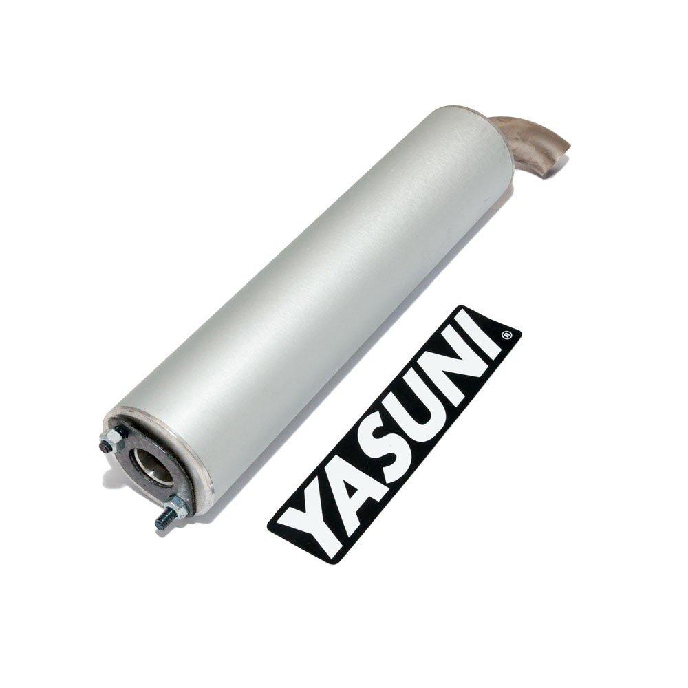 Silencieux Yasuni Scooter en aluminium