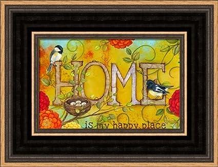 .com: home - framed art print - 4x6 fine art print by keys ...