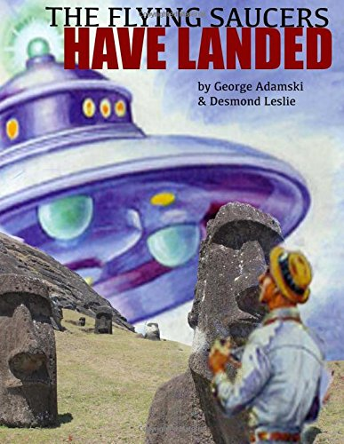 Download The Flying Saucers Have Landed PDF