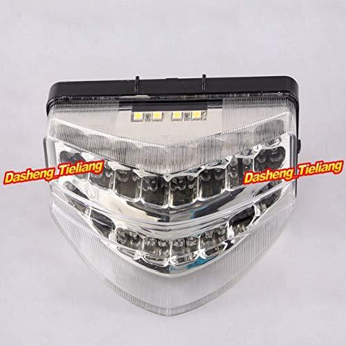 Star-Trade-Inc Integrated LED Rear Tail Light Turn Signal For Honda CBR600F4i 2001 2002 2003 Clear