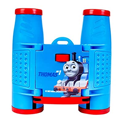 Thomas & Friends 3Piece Adventure Kit with Binoculars, Flashlight, Telescope, Thomas The Train Inspired Design, 35Mm Camera, 4x28 Thomas The Train Inspired Binoculars, 3Piece, Blue, Model:26085-GROU: Toys & Games
