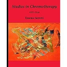Studies in Chromotherapy 1955-2014