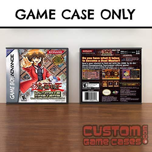 Gameboy Advance Yu-Gi-Oh! Ultimate Masters World Championship 2006 - Case