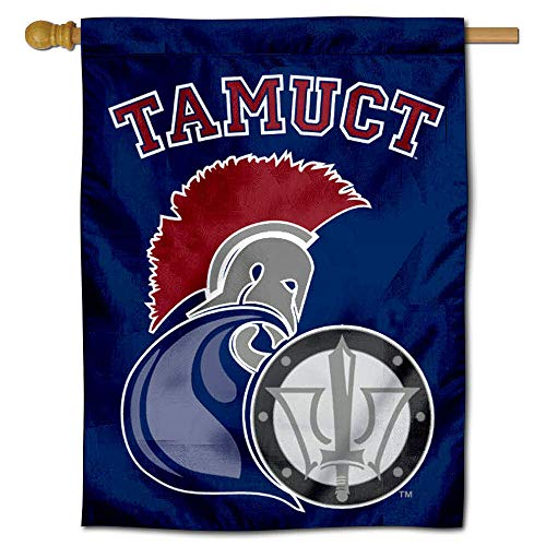 College Flags and Banners Co. Texas A&M Central Texas Warriors Double Sided House Flag