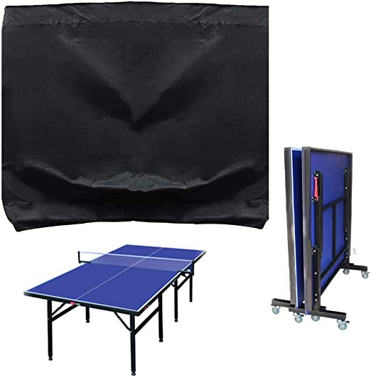 Fablcrew Funda para Mesa de Ping Pong (poliéster Impermeable ...
