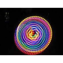 "36"" - 24 LED Hula Hoop - HDPE - THE FUSION"